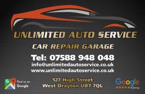 west drayton car service